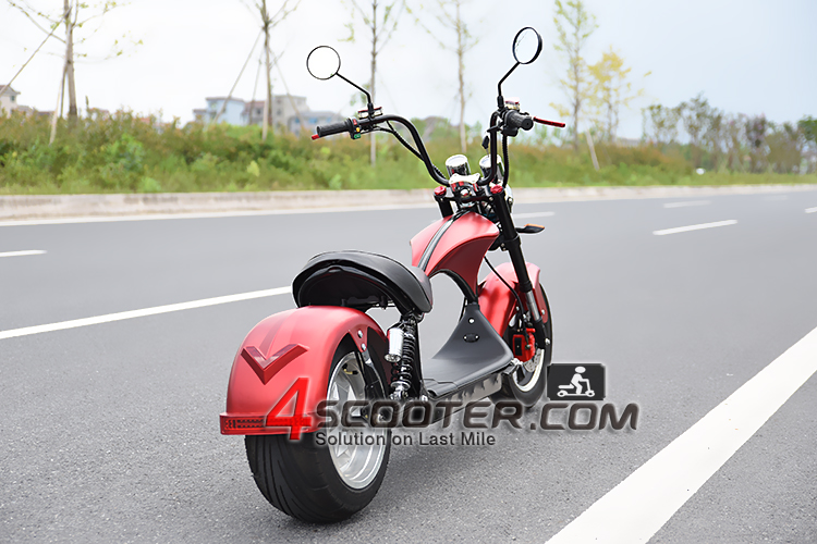 Electric citycoco chopper 2000W Citycoco Electric Scooter with EEC approved