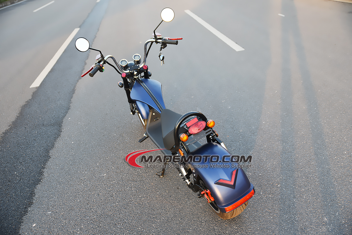 2000W 4000W EEC citycoco electric scooter