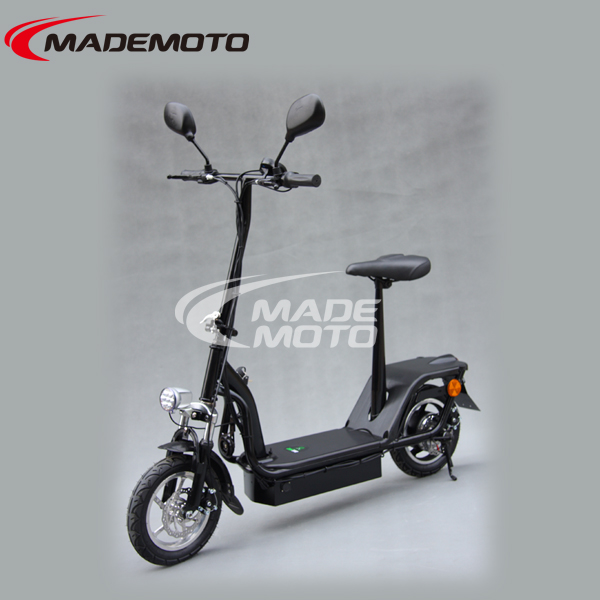 EEC approved 350W electric Scooter with Brushless Motor Hight quality with Cheap price