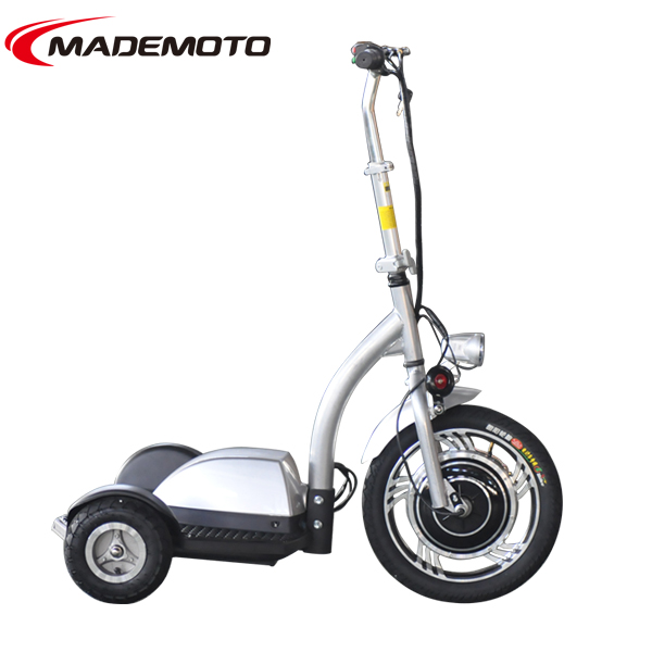 Brushless 350W Zappy Scooter three wheel Electric Scooter Manufactory