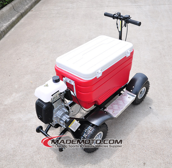 Gas cooler scooter,Cooler Scooter,43CC gas scooter,