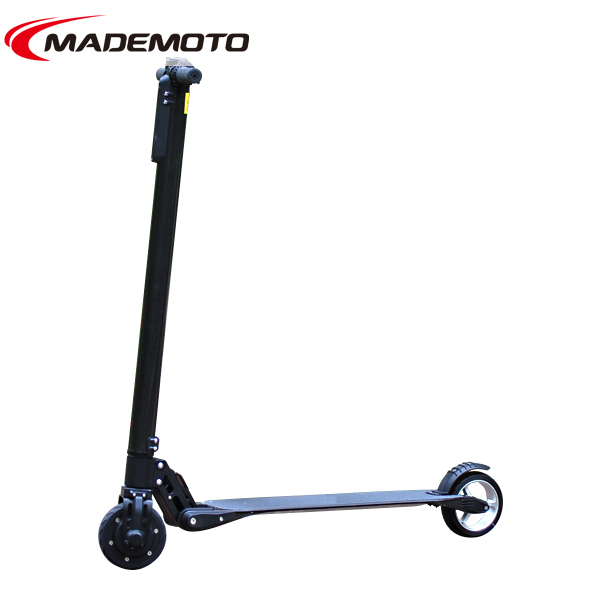ONLY 6.3KGS 2016 New Ultra Light Foldable Carbon Fiber 2 Wheels Electric Scooter