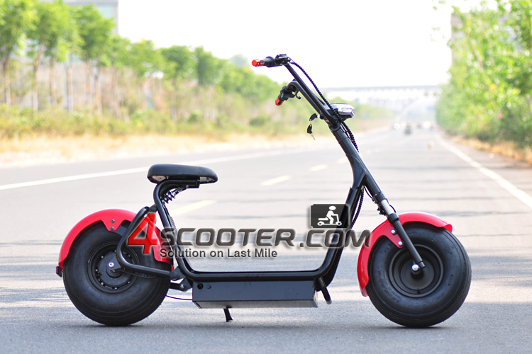 2016 Newest product seev citycoco electric scooter