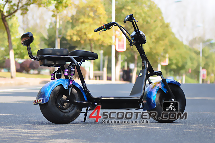 2017 New Citycoco Electric Scooter