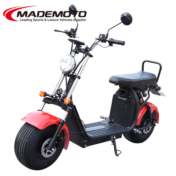 2019 NEW 1500W EEC Approved Citycoco Electric Scooter